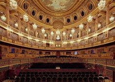 L'opéra du château de Versailles