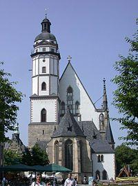 Thomaskirche - Leipzig (J.S. Bach)