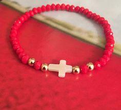 "Image of ""Bella Collection"" Faith Bracelet"