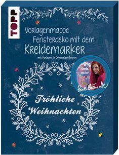 Kreativbücher - Fensterbilder Vorlagen Weihnachten