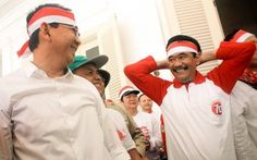 Image result for ahok djarot
