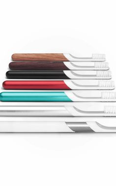 3 | The Chicest Toothbrush You Never Knew You Wanted | Co.Design | business + design