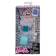 Plush animals houses, many methods from classic wood-based holds to effectively Barbie Dreamhouses. Barbie Dolls Diy, Barbie Fashionista Dolls, Doll Clothes Barbie, Barbie Doll House, Mattel Barbie, Diy Doll, Barbie Stuff, Barbie Doll Accessories, Fashion Accessories