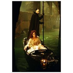 Gerard Butler and Emmy Rossum Photo - Phantom of the Opera Movie ❤ liked on Polyvore