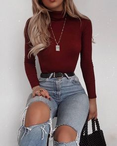 Valentine's Day Outfit Ideas Ecemella Day Ecemella Ideas Modefemme Valentinstag Outfit Ideen Ecemella Tag Ecemella Ideen Mode Femme - Besondere Tag Ideen Trend Fashion, Winter Fashion Outfits, Look Fashion, Fall Outfits, Fashion Ideas, Indie Fashion, Hipster Fashion, Fashion Vintage, Modern Fashion Outfits