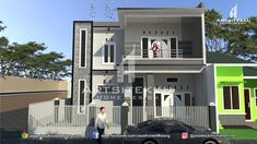 All Over The World, Around The Worlds, Classic Architecture, Malang, Gazebo, Multi Story Building, House Design, Mansions, House Styles
