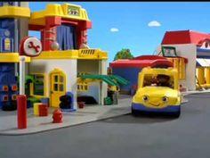 - YouTube Fisher Price, Little People, Day Up, Garage, Vehicles, Youtube, Carport Garage, Short People, Garages