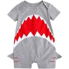 Shark Playsuit