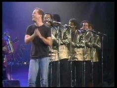 Under The Boardwalk Live - Bruce Willis & The Temptations