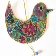 Hanging Bird Decoration  £18.00
