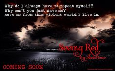 Seeing Red by Author Olivia Howe is coming out June 20th, this is the second book in The Dark Love Series.