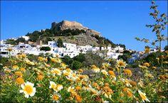 Primavera Lindos, Rhodes!!!!!!