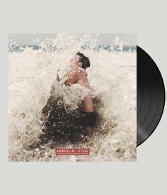 Anberlin Vital Album art
