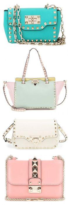 Rockstud Handbags ❤︎