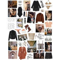 It's a roller coaster kind of rush by bitofbritt on Polyvore featuring Elizabeth…