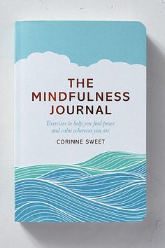 The mindfulness journal flyer, beautiful book covers, book cover design, graphic design inspiration Graphic Design Magazine, Magazine Design, Journal Covers, Book Journal, Mind Journal, Art Journals, Branding, Design Bauhaus, Design Editorial