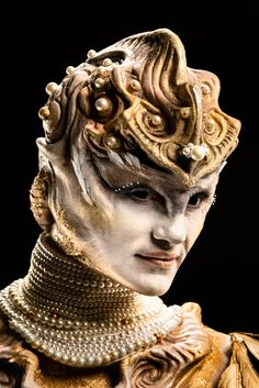 Face Off Pictures - View galleries of every episode. See photos from Face Off episodes and see the latest cast photos and more on SYFY! Face Off Makeup, Sfx Makeup, Costume Makeup, Makeup Art, Body Makeup, Face Off Syfy, Aliens, Maquillaje Face Off, Derma Wax