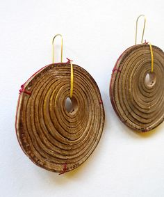 Sina Emrich, Earrings, 2013