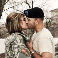 Army love :) sooo cute!