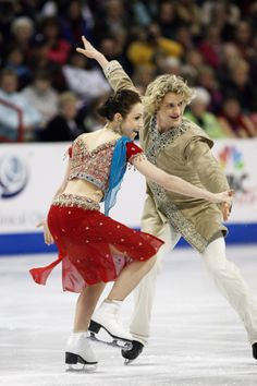 10NA SDOD Davis White 8H4Y9697 by Paul Harvath Meryl Davis Meryl Davis and Charlie White compete in the Championship ...