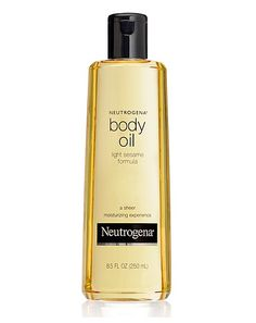 Legs: Because the skin on your legs is tougher than most areas on your body, it needs more intense hydration. Try using a body oil instead of a regular lotion for longer lasting results overnight.     (Neutrogena Body Oil, $9.99, Neutrogena)    Photo Credit: Courtesy of Beauty High