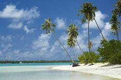 Paradise - Maupiti Lagoon