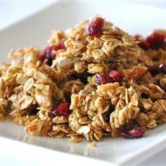 Cereal casero