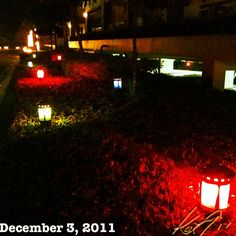 Christmas lightsなコンド3 #christmas #philippines