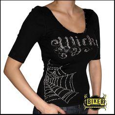 Wicked Web Ladies Fashion Top