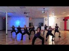"Toning Fitness ""Drop it Low"" by Kat DeLuna"
