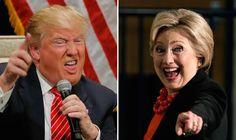 Maison Blanche: large avance d'Hillary Clinton, selon un nouveau sondage