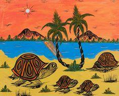 Street art, Kaapverdië, Kaapverdische Eilanden, Cabo Verde, Cape Verde