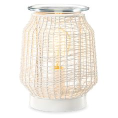 Rattan-inspired designs, including chairs, light fixtures and other accents are trending in home d