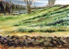 Litchfield Hills New Art Show through June 23 @ Oliver Wolcott Library http://westernconnecticut.blogspot.com/2016/05/new-art-show-through-june-23-oliver.html