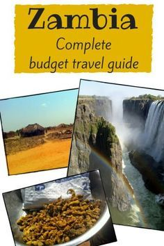 Zambia - complete budget travel guide