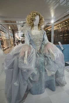 The Fairy Godmother, from Disney's live action Cinderella (2015).