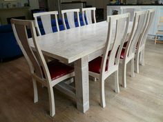 Bespoke Dance Pippy Oak Refectory Dining Table  Pine Tables Old Entrancing Handmade Dining Room Tables Design Decoration