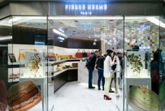 Pierre Hermé | Hong Kong at Tsim Sha Tsui's Harbour City Mall