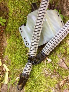 1 and 2 point paracord rifle sling