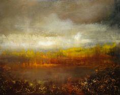 """Saatchi Art Artist Maurice Sapiro; Painting, """"Lake Country"""" #art"""