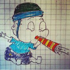 I love Rugrats 👍