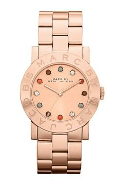Marc by Marc Jacobs colored watch