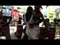 Santeria Dance in Cuba 2012 - I've seen some of this kind of stuff, and it is great to watch.  The energy and intensity is amazing.