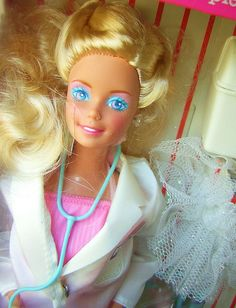 Doctor Barbie