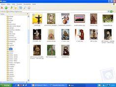 Postando Sobre Artes: programa para manipular fotos
