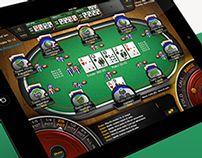 Pokerclub iPad app