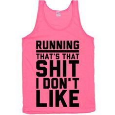 Running That's That Shit I Don't Like   Activate Apparel   T-Shirts, Tanks, Sweatshirts and Hoodies