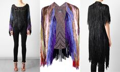 Shop women's designer bolero jackets online now at Farfetch. Find stylish cropped jackets from top brand names at elite boutiques Diy Fashion, Fashion Outfits, Womens Fashion, Fashion Trends, Mode Disco, Sequin Cape, Festival Fashion, Diy Clothes, Madonna