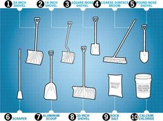Not a RePurposing project but a guide to all the various mainstream snow removal tools. Which Snow Shovel Is the Best?