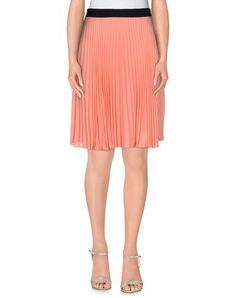 NEIL BARRETT Knee Length Skirt. #neilbarrett #cloth #skirt
